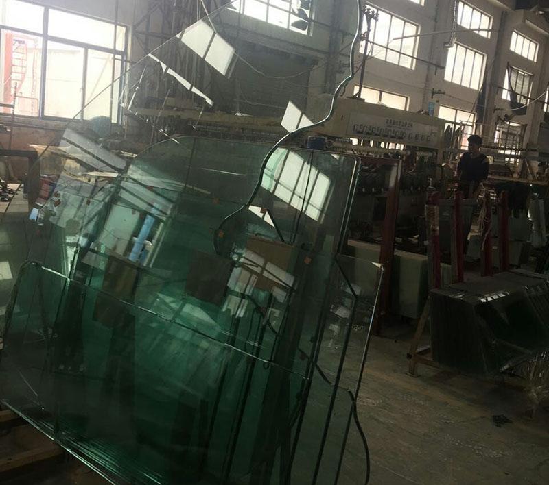 昆山弯钢玻璃