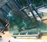 定西弯钢玻璃