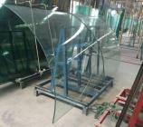 加格达奇弯钢玻璃